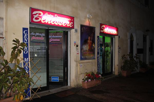 Centro Massaggi Roma, Bagno Turco Zona \